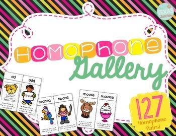 Homophone Gallery