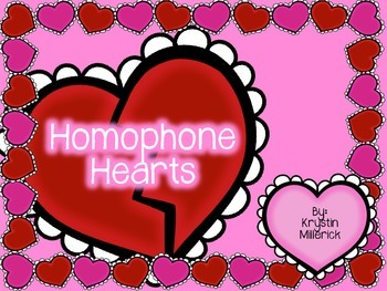 Homophone Hearts