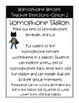Homophone Heroes: Homophone Station or Activity