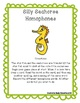 Homophone Pack: Centers, Booklet, and Craftivity