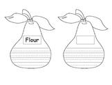 Homophone Pears/Pairs