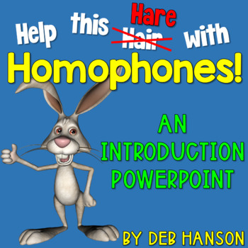 Homophone PowerPoint