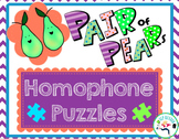 Homophone Puzzles