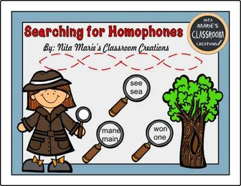 Homophones: Puzzles and More