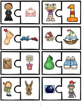 Homophone Posters Mini Books and Puzzles