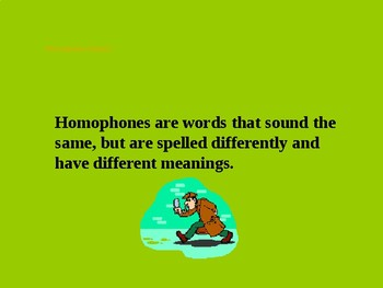 Homophone Search