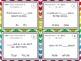 Homophone Task Cards Set 2