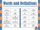 Homophone Word Usage Task Cards