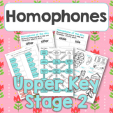 Homophone of the day PLUS mixed activities set 3