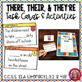 Homophone Games for: There, Their, and They're