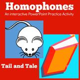 Homophones PowerPoint Lesson