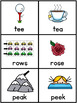 Homophones Game - Picture Cards