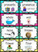 Homophones Picture Word Wall