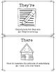 Homophones Activity Book