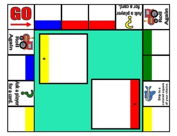 Homophones Activity (MONOPOLY)