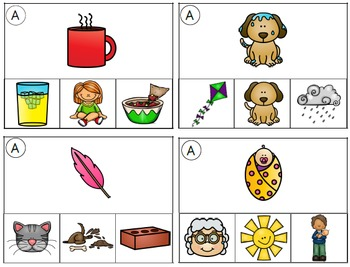 Homophones, Antonyms, and Synonyms Clip Cards