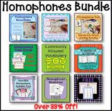 Homophones Bundle: Multiple Discounted Homophones Products