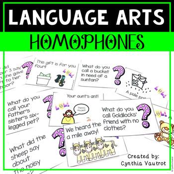 Homophones!