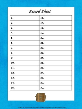 Homophones  Individual or Group Activity #2