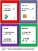 Homophones Task Cards and Worksheet Activity