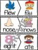 Homophones Learning Activites