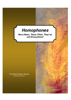 Homophones:   Lessons,Homework,Tests, Writing