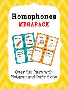 Homophones MEGAPACK