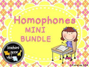 Homophones Mini Bundle