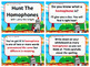 Homophones PowerPoint Game and Worksheets