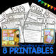 Homophones PowerPoint and Worksheets for 2nd, 3rd, and 4th grade