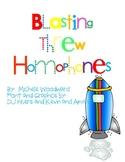 Homophones Practice Packet