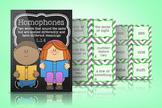 Homophones Practice and Games L.1.4