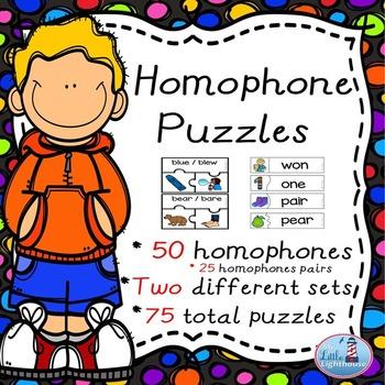 Homophones ( Puzzles )