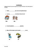 Homophones Quiz