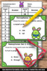 Homophones Task Cards Set 2 for Literacy Center Phonics Ga