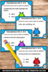 Homophones Task Cards Set 1, ESL Vocabulary Review