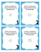 Homophones Task Cards (Differentiated)