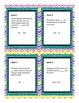 Homophones Task Cards Grade 3