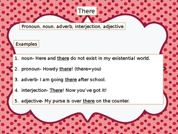 Homophones: There, Their, and They're