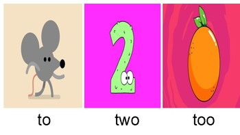 Homophones: Tricky Words to Master