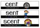 Homophones Vocabulary Cards