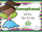 Homophones | Task Cards