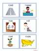 Homophones Word Wall and Cards