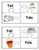 Homophones a-e, ai, and one ay