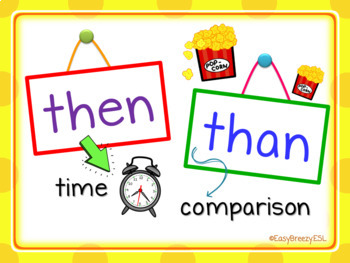 Homophones and Easily Confused Words Task Cards