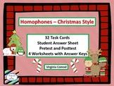 Homophones at Christmas