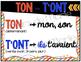 Homophones (français) *22 affiches*