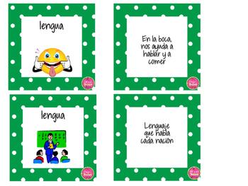 Homophones in Spanish