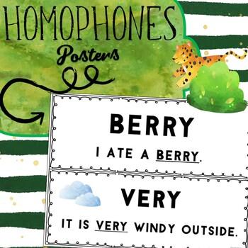 Homophones of the week-bundle