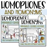 Homophone and Homonym Bundle